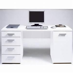 Bureau But Blanc : d co bureau blanc ~ Teatrodelosmanantiales.com Idées de Décoration