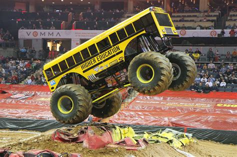 how long is monster truck jam advance auto parts monster jam is coming to lake erie