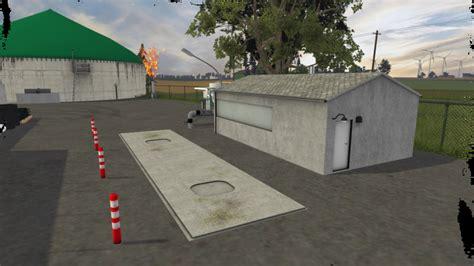 scale house  light   farming simulator   mod