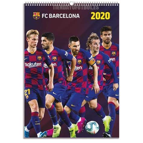 Barça calendario oficial 2020|Calendario Barcelona 2020 ...