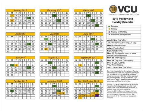 absence calendar templates   excel format