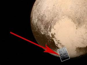 NASA Pluto zoomed pictures New Horizons - Business Insider