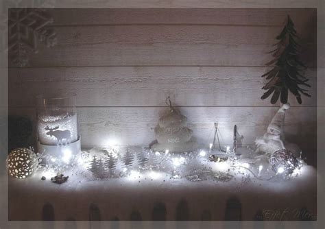 decoration de noel et blanc tendance d 233 co pour no 235 l 2012 from nature