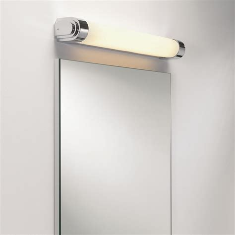 astro belgravia 500 polished chrome bathroom led wall