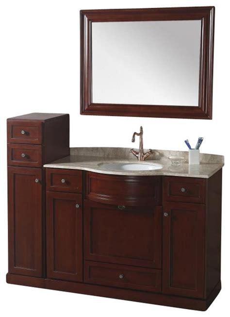 transitional single sink bathroom vanity transitional bathroom vanities  sink