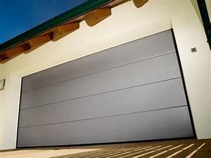 Porte de garage grande hauteur for Grande porte garage