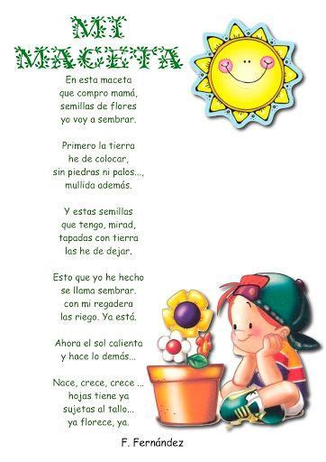 poesias infantiles  imprimir fiesta tanja poetry  kids teaching poetry  teaching