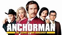 Anchorman: The Legend of Ron Burgundy   Movie fanart ...