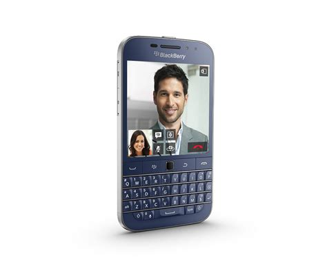 cobalt blue blackberry classic goes on sale in the us canada uk and netherlands crackberry