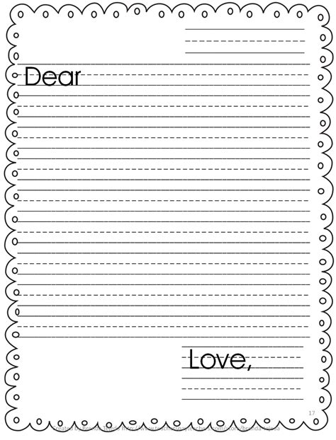 letter writing template who s who and who s new easy prep writing centers