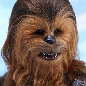 Star Wars Characters Chewbacca