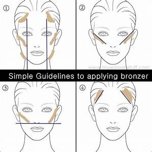 How Do I Use A Bronzer  Top Tips On How To Apply Bronzer