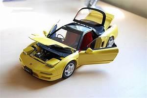 REVIEW: AUTOart Honda NSX Type R - Diecastsociety.com