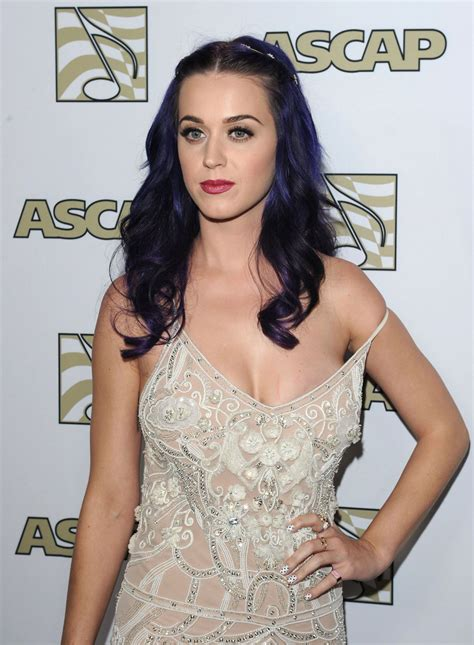 KATY PERRY at the 29th Annual ASCAP Pop Music Awards in ...