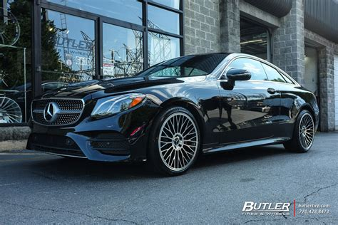 mercedes  class coupe   tsw casino wheels