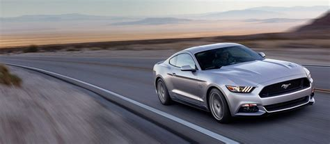 2017 Ford® Mustang Sports Car  #1 Sports Car For Over 45