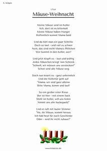Weihnachtsgedichte Kinder Alt : m use weihnacht weihnachtsgeschichte in 24 strophen ~ Haus.voiturepedia.club Haus und Dekorationen