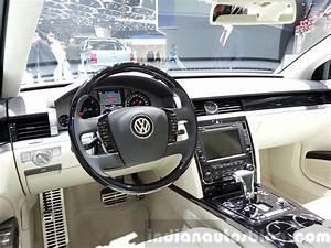 VW Phaeton Exclusive Edition 2015 Geneva Live