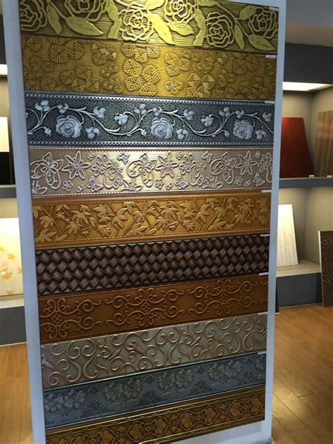 decorative  decorative wall panels embossed mdf