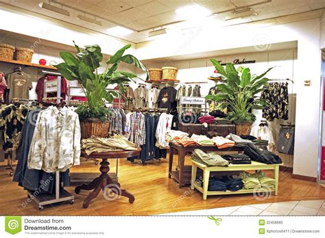 Image Clothing Store Mens Clothing Store Editorial Image Image 22456660