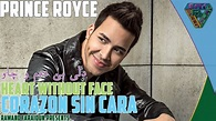 Prince Royce Corazon sin cara Spanish letra/english lyrics ...