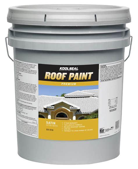 Roof Paint Premium Koolseal
