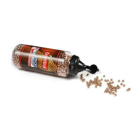 Copperhead 177 Cal, 51 Grains, Bbs, 2500ct  Pellet Gun