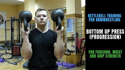 kettlebell wrestling upside down