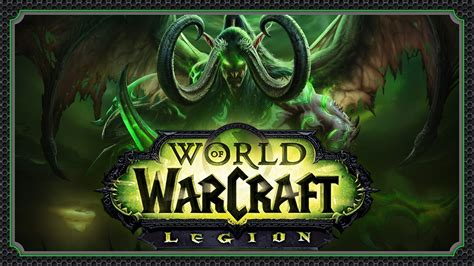 Cool World Of Warcraft Wallpapers World Of Warcraft Legion Wallpapers Pictures Images