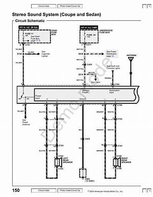 1994 Accord Wire Diagram 26682 Archivolepe Es