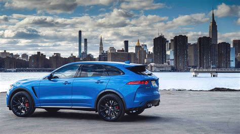 wallpaper jaguar  pace svr  cars suv  cars
