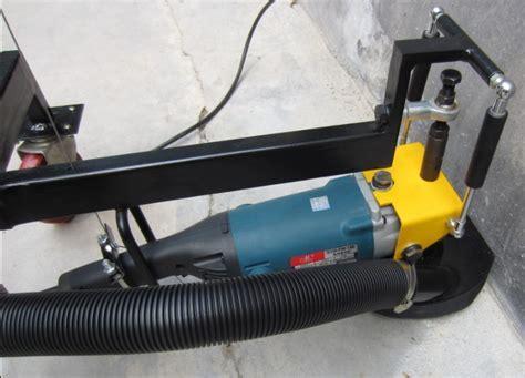 E180  Emehck Industrial Co., Ltd  Concrete grinder
