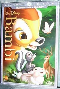 Free Bambi Diamond Edition Bluray Dvd And Digital Copy
