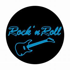 Rock 'n Roll Sign  Apollo Design