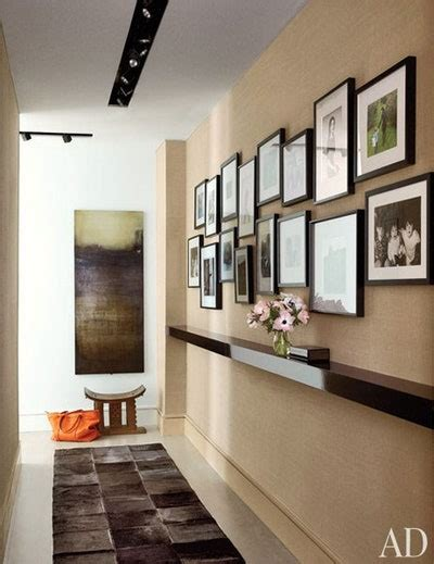 photo display ideas  family pictures architectural