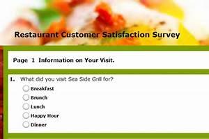 Benefits of Customer Satisfaction Surveys for Restaurants