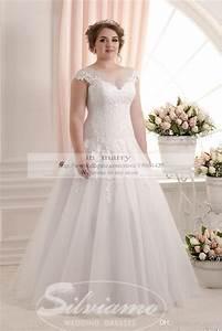 eleagnt plus size vinatge lace wedding dresses 2016 a line With dhgate wedding dresses plus size