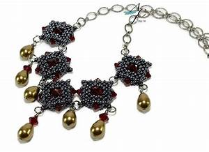 yesteryear inspired beaded jewelry tutorials by