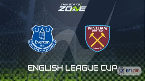 2020-21 Carabao Cup – Everton vs West Ham Preview ...
