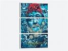 The Life Aquatic With Steve Zissou Canvas Wall... | Joshua ...