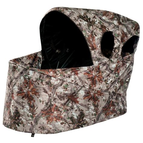 ameristep chair blind ameristep 174 low profile chair blind 215758 ground