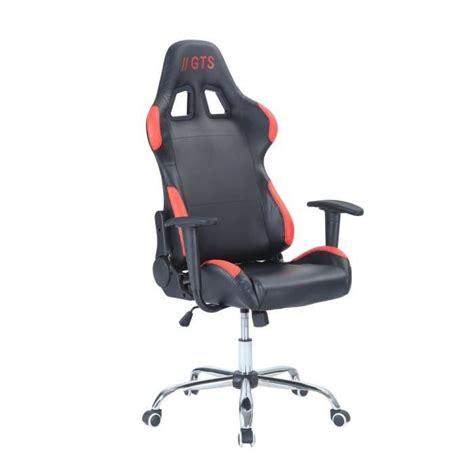 siege recaro bureau fauteuil de bureau baquet noir et achat vente