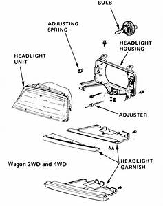 How Do I Change Head Lamp On 1994 Honda Civic