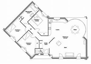 modele et plans vivela du constructeur maisons barbey With exceptional creer un plan de maison 4 maison americaine