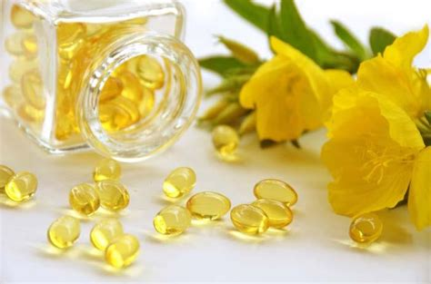 evening primrose oil hormone balancing acne pms