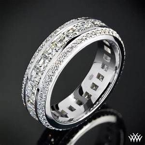 17 best images about man rocks men39s diamond jewelry on With male diamond wedding rings
