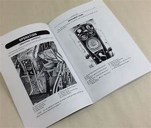 Operators Parts Manuals For John Deere 420 420c Crawler