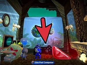 How to Customize Your Pod in LittleBigPlanet 2: 5 Steps