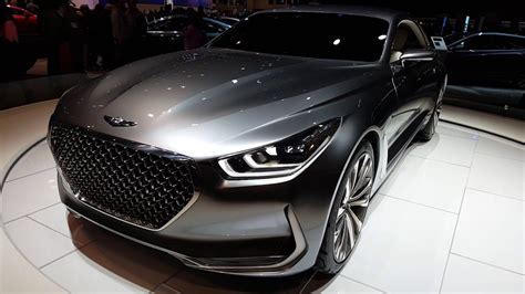 2017 Hyundai Genesis Coupe At The Mccormick Place