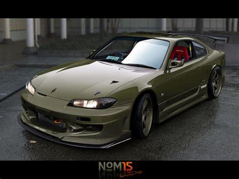 Nissan Silvia S15 By Nom15 On Deviantart